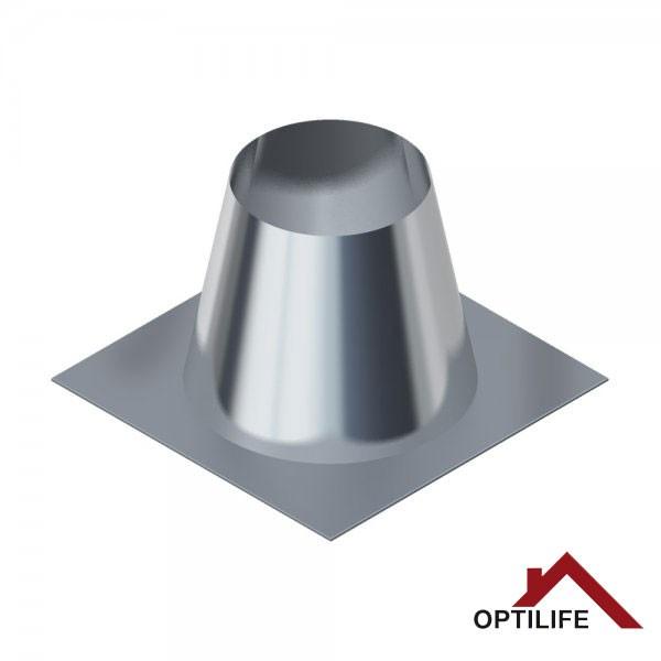 Dachdurchführung Flachdach | Raab BASIC – DW 25 Optilife