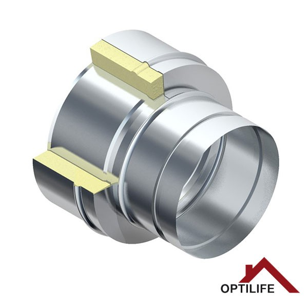 Anschluss von EW-Einsteckende auf DW | Raab BASIC – DW 25 Optilife