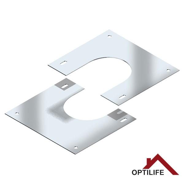 Blendblech 90 Grad | Raab BASIC – DW 25 Optilife