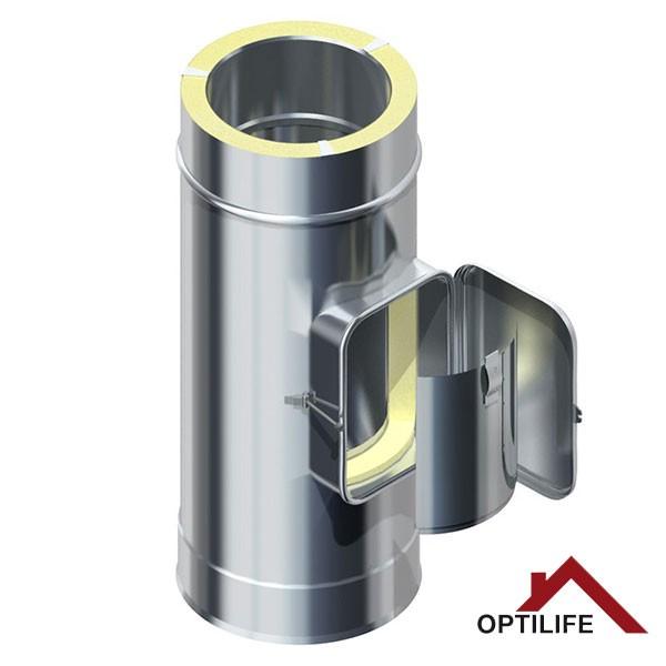 Reinigungsöffnung | Raab BASIC – DW 25 Optilife