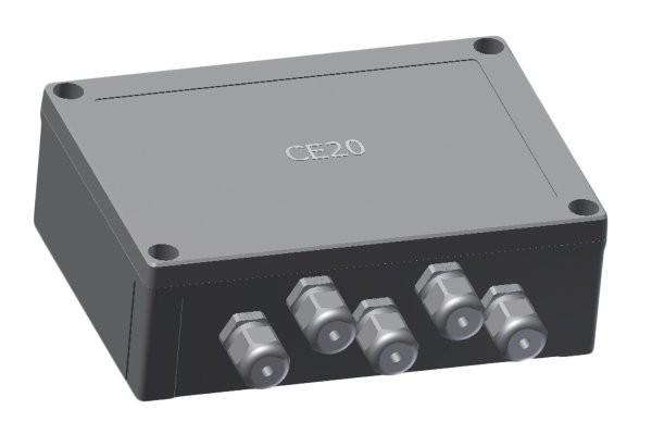 Erweiterungsbox CE 20 | Kutzner + Weber