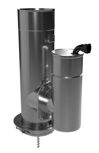 Feinstaubpartikelabscheider Airjekt 1® Outdoor Top | Kutzner + Weber