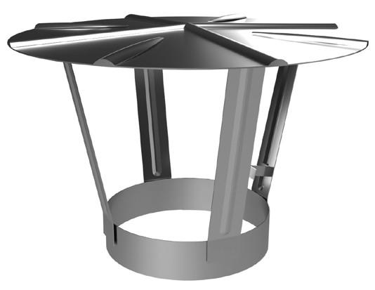 Regenhaube für Airjekt 1® Top | Kutzner + Weber